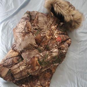 *LIKE NEW* Realtree xtra coat
